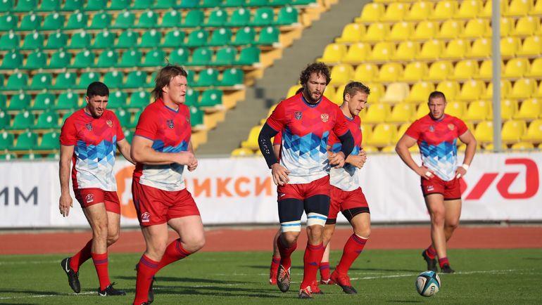 Стал известен стартовый состав сборной России на матч с Испанией.