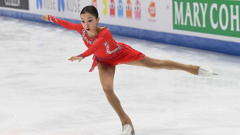 Элизабет Турсынбаева. Фото Reuters