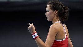 Вихлянцева и Павлюченкова приподняли Россию в Fed Cup