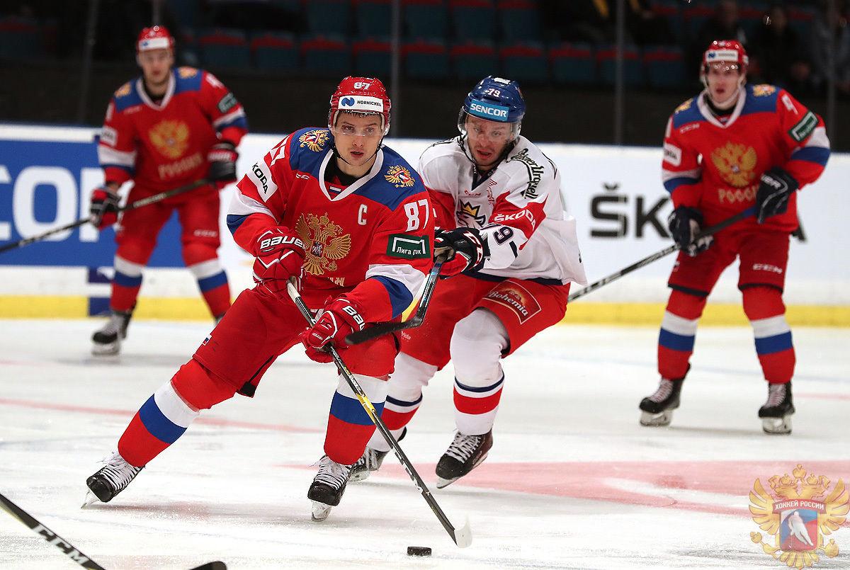 Сборная России: кто сыграл круто, а кому надо прибавлять? Еронко - об итогах Шведских игр
