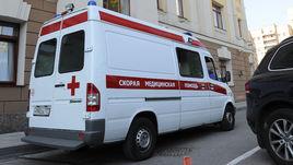 Пострадавшего в результате конфликта во время матча детских команд доставили в больницу.
