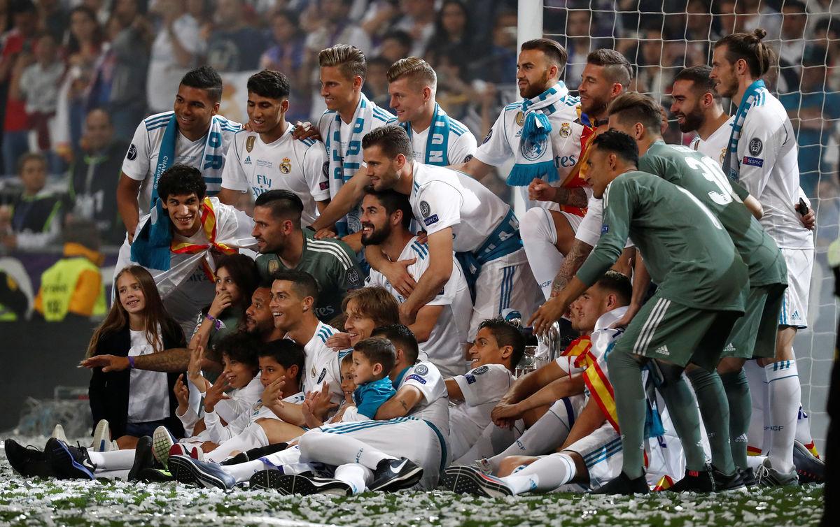 """Сможет ли """"Реал"""" выиграть четвертую Лигу чемпионов подряд?"""