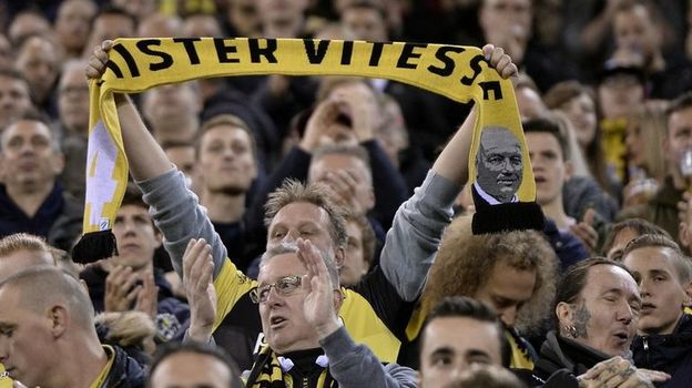Чемпионат Голландии по футболу,