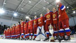 Русские красотки выиграли крутой хоккейный турнир. Посмотрите на них!