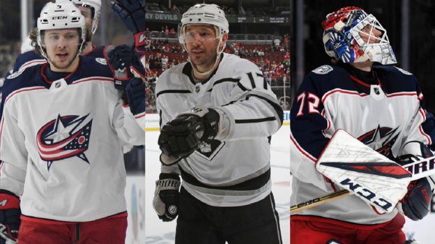 Кого из россиян обменяют перед дедлайном НХЛ, Артемий Панарин, Сергей Бобровский, Илья Ковальчук