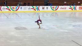 Щербакова - чемпионка!