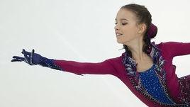 Щербакова выиграла в Сараево. Травма и падение – не помеха