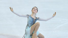 Щербакова - снова чемпионка! С таким прокатом она могла опередить Загитову на Европе