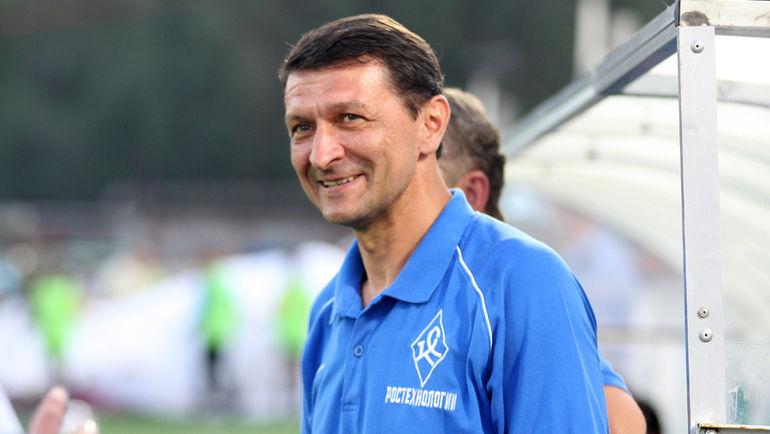 Юрий Газзаев. Фото Игорь Горшков