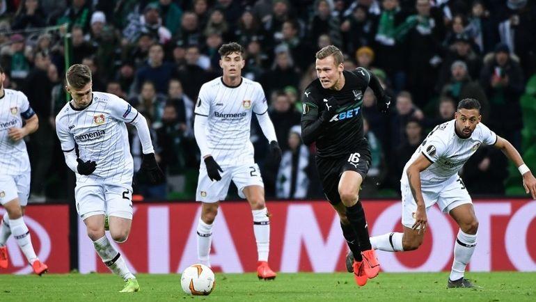 Футбол россия германия байер зени