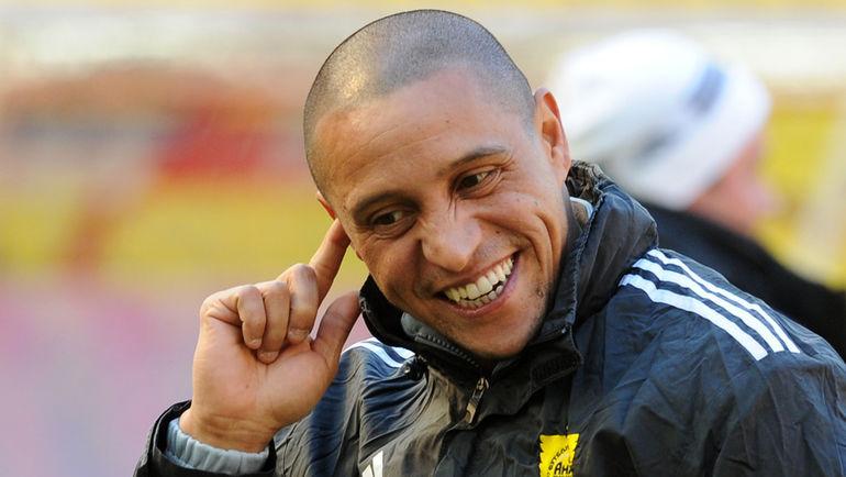 2012 год. Роберто Карлос.