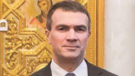 Российский бизнесмен Олег Петров.