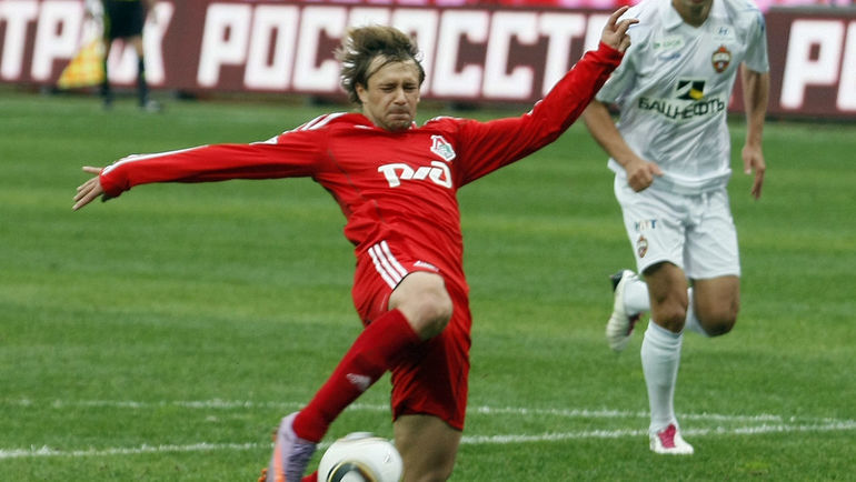 Дмитрий Сычев. Фото Александр Федоров, «СЭ»