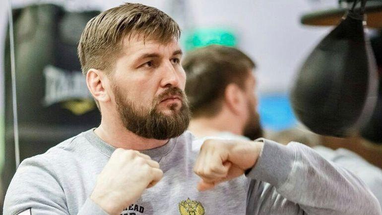 Виталий Минаков. Фото Инстаграм