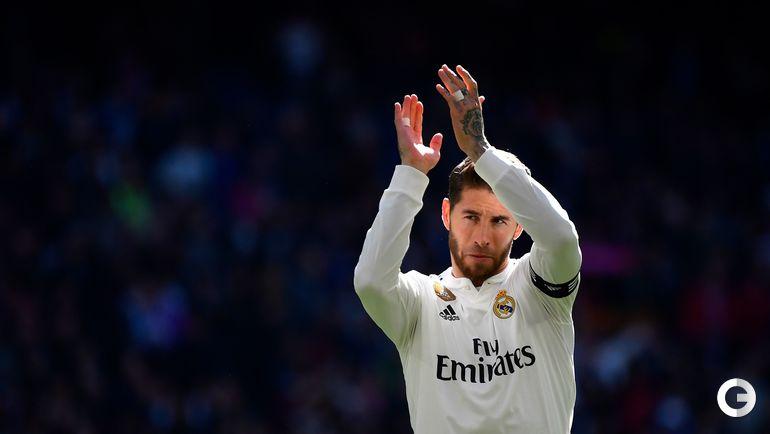 """17 февраля. Мадрид. """"Реал"""" - """"Жирона"""" 1:2."""