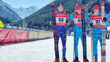 Лыжные гонки. 17 февраля 2019. Этап Кубка мира в Италии. 15 км. Как выиграл Большунов