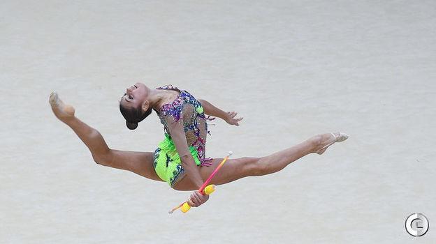 17 февраля. Москва. Этап Гран-при. Александра Солдатова. Фото Дарья Исаева,