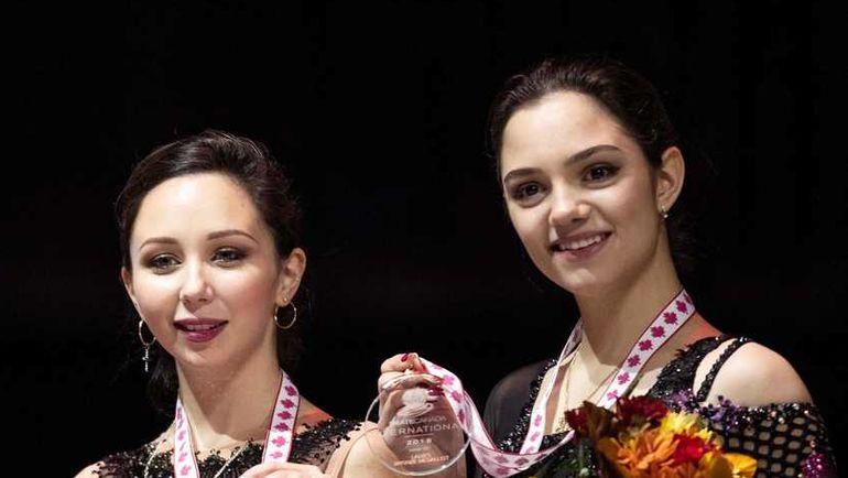 Стали известны имена участников финала Кубка Российской Федерации пофигурному катанию