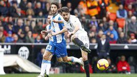 """17 февраля. Валенсия. """"Валенсия"""" - """"Эспаньол"""" - 0:0. Хозяева в 14-й раз в чемпионате сыграли вничью."""