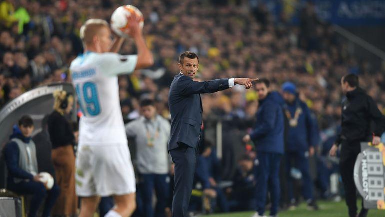 зенит фенербахче: Фенербахче, Лига Европы, 21 февраля 2019, ответный
