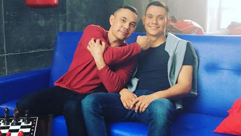 Тим Цзю и Костя Цзю. Фото instagram.com/timtszyu/