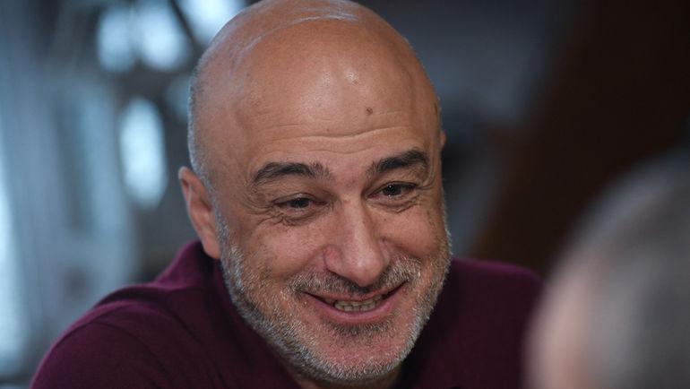 Арсен Минасов. Фото Дарья Исаева, «СЭ»