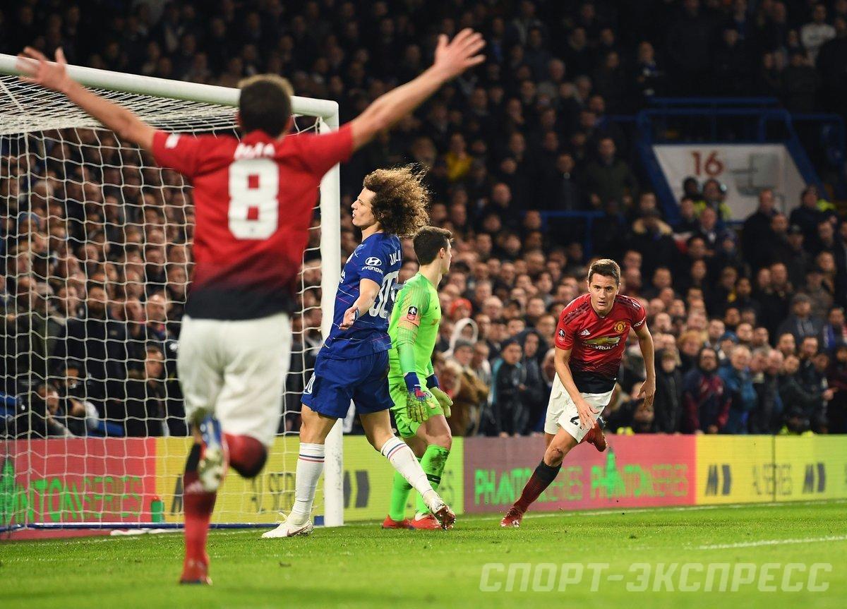 Манчестер юнайтед челси чемпионат англии 3 0 2009года