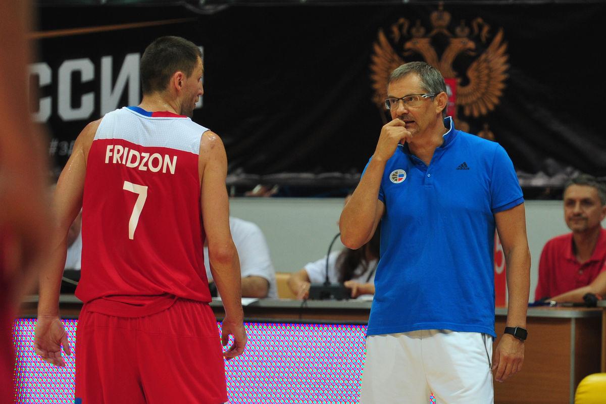 """Виталий Фридзон: """"Не выйдем на чемпионат мира – уйду из сборной. Куда мне еще?"""""""