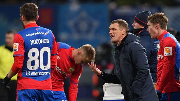 Как играет ЦСКА, главный тренер, состав и расписание матчей. Почему ЦСКА должен стать чемпионом