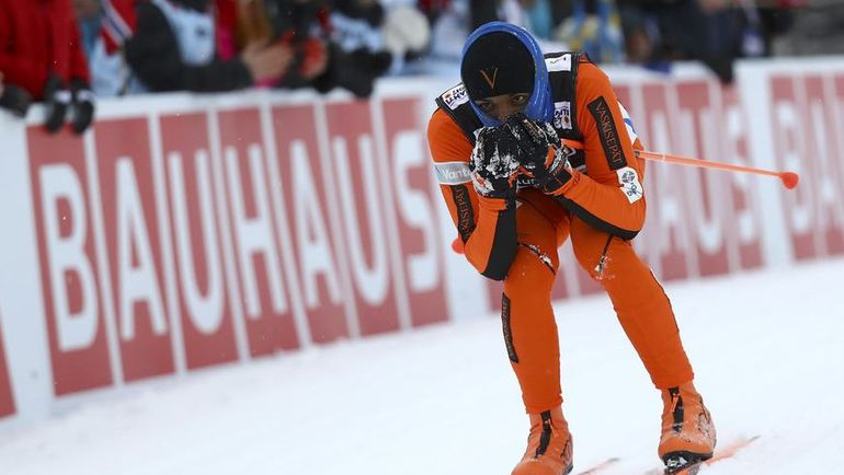 Адриан Солано. Фото Reuters