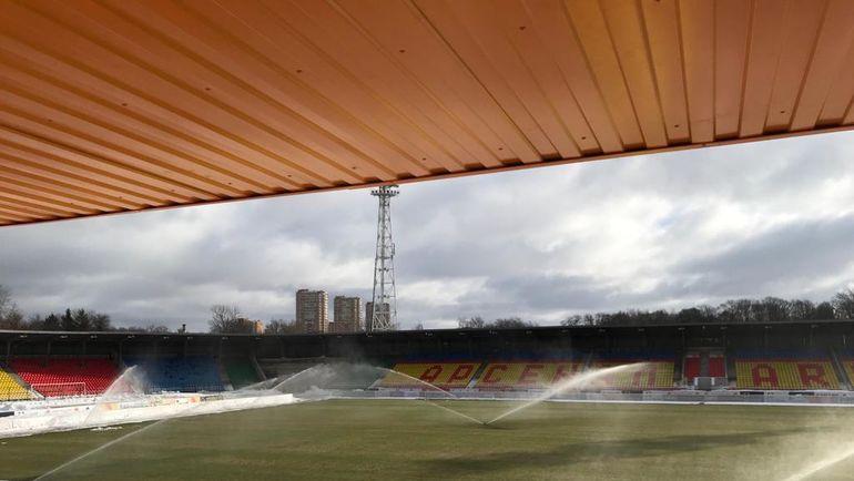 """Стадион """"Арсенал"""" в Туле. Фото """"СЭ"""""""