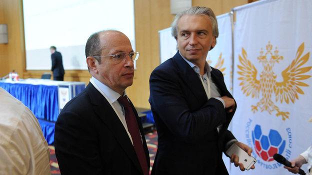 Выборы президента Российского футбольного союза, Александр Дюков