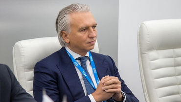 Александр Дюков избран президентом РФС, интервью с Александром Дюковым