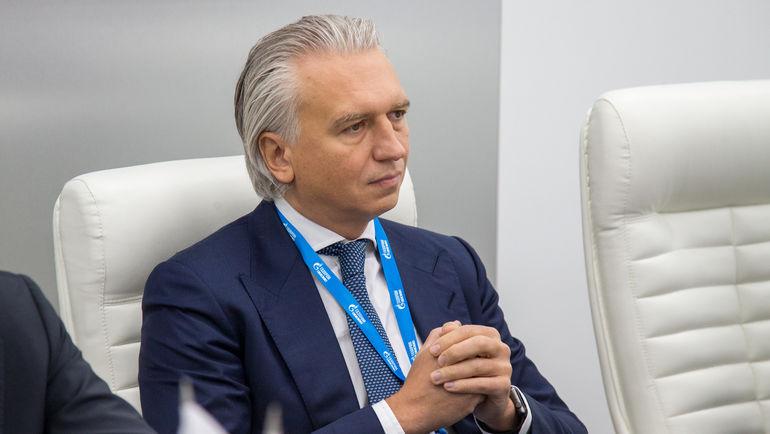"Александр Дюков. Фото ФК ""Зенит"""