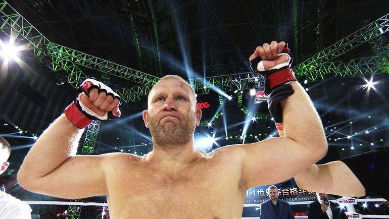 Сергей Харитонов. Фото M-1