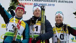 Матвей Елисеев (слева), Тарьей Бе (в центре) и Ховард Богетвейт.