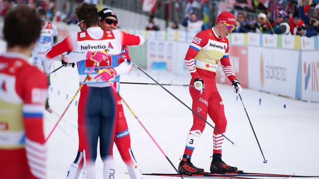Лыжи. Чемпионат мира. Командный спринт. Обзор гонок. Серебро Ретивых и Большунова. Как это было