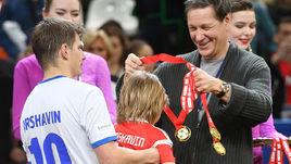 Россия - чемпион, один кубок и три Аршавина