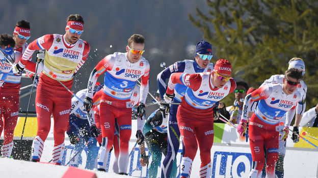 Лыжные гонки. Чемпионат мира. Медальный план. Когда победит сборная России