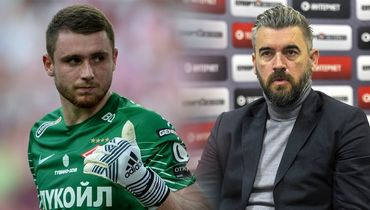 Александр Селихов и Стипе Плетикоса.