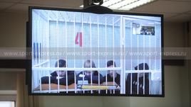 Суд над Кокориным и Мамаевым.