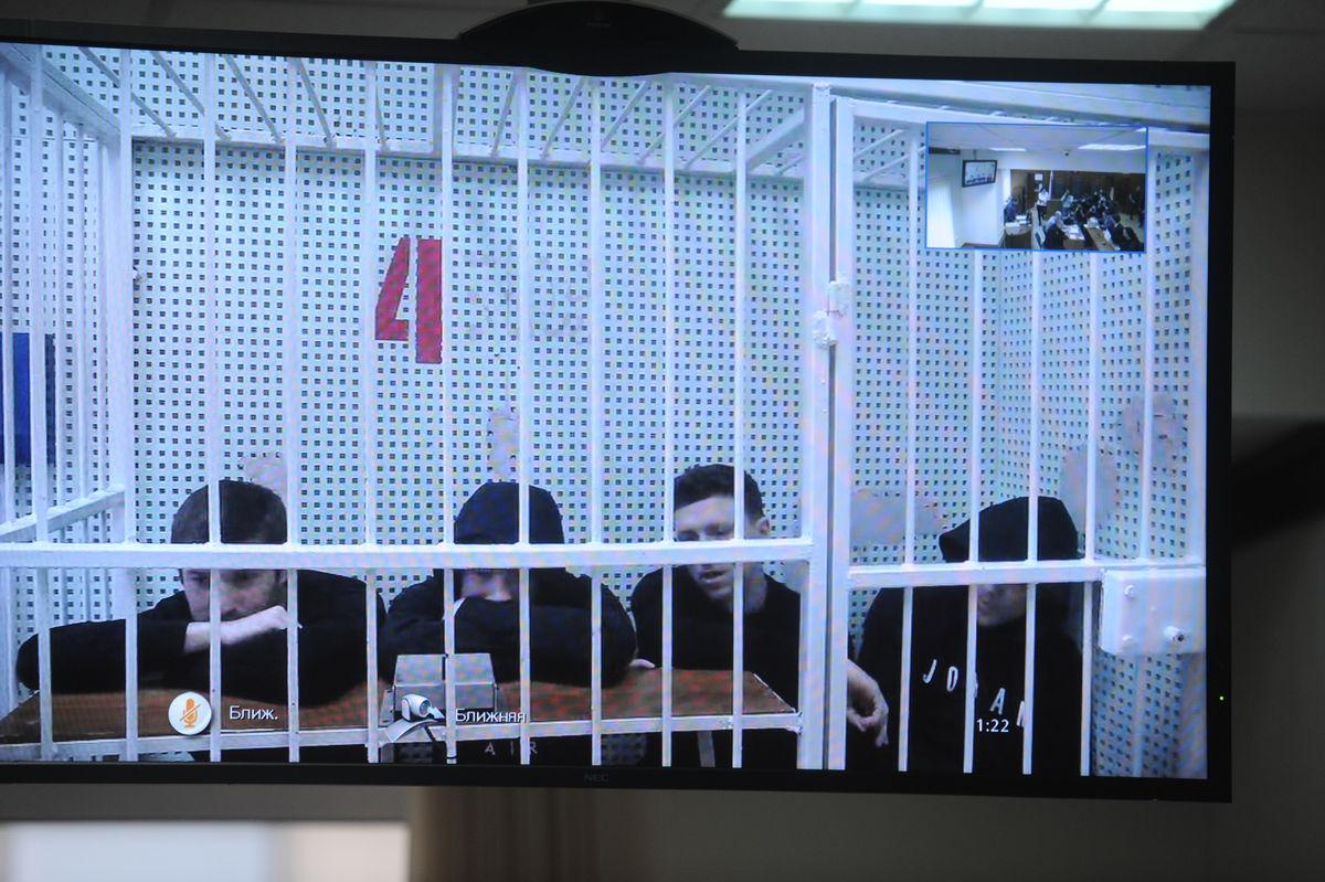 Апелляции Кокорина и Мамаева не удовлетворены. Они остаются в СИЗО