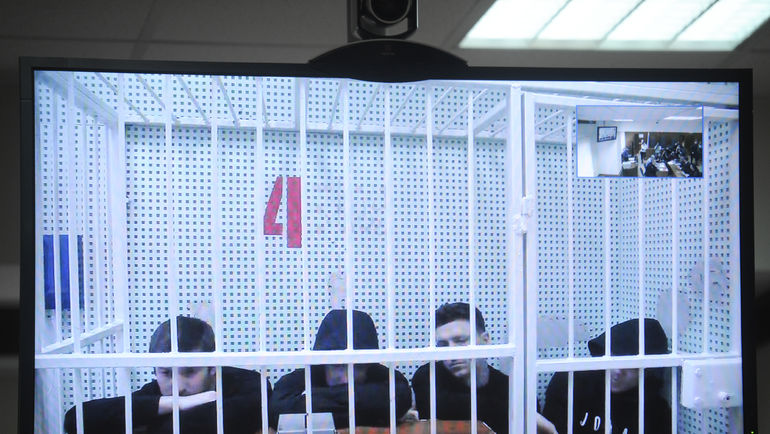 "26 февраля. Москва. Заседание суда. Фото Дарья Исаева, ""СЭ"""