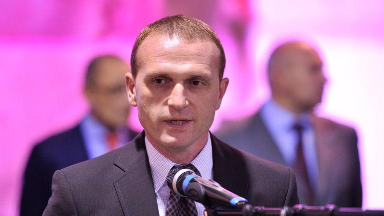 Президент ПФЛ Андрей Соколов. Фото Алексей Иванов