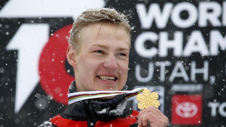 Дмитрий Логинов. Фото AFP