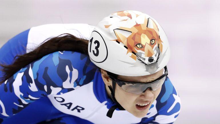 Софья Просвирнова. Фото Reuters