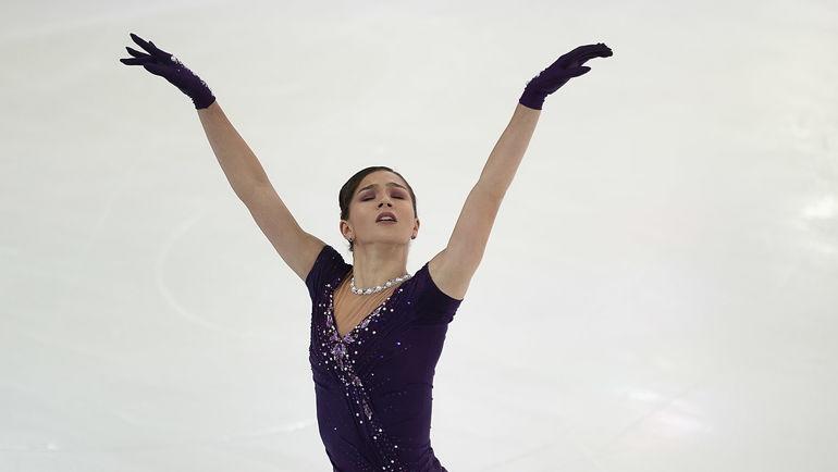 Станислава Константинова. Фото Ксения Нуртдинова