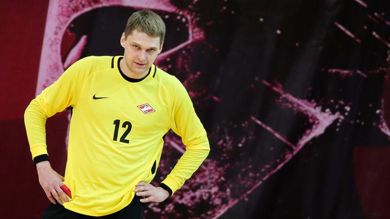 Николай Сорокин. Фото Василий Пономарев