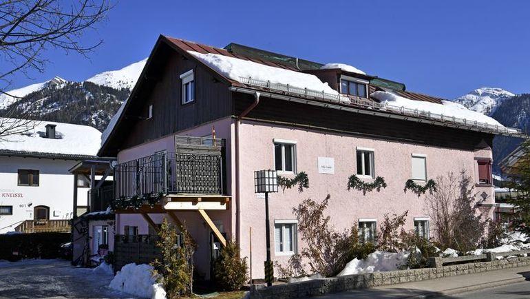 Здание, в котором принимали допинг на ЧМ в Зефельде. Фото VG