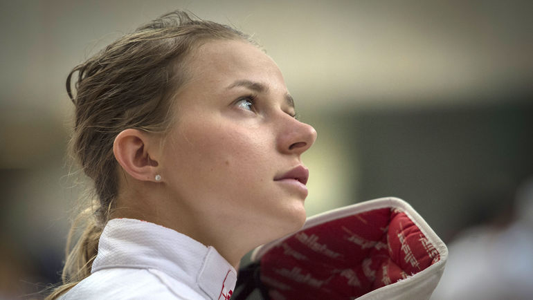 Ульяна Баташова.